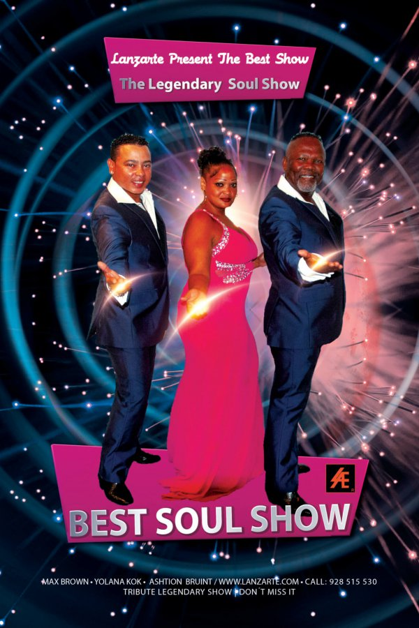 THE LEGENDARY SOUL SHOW
